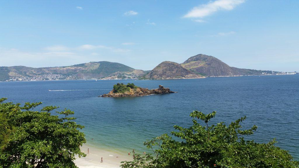 Rio de Janeiro Brazil forest beaches